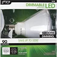 TCP PAR38 Dimmable LED Floodlight Light Bulb-17W PAR38 LED 30K BULB