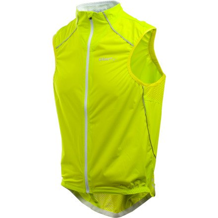 Image of Craft Elite Wind Vest - Men's (B0065HGEZW)