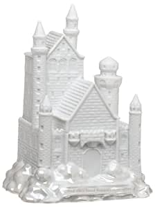 Weddingstar Fairy Tale Dreams Castle Cake Topper