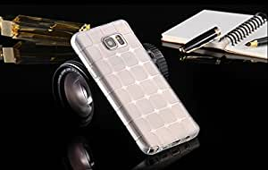 mStick Cube Series Soft Silicone TPU Back Cover Case For Samsung Galaxy Note 5 White Color