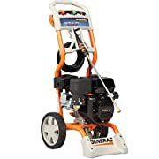 Generac 6020/5987 2500 PSI 2.3 GPM 196cc OHV Gas Powered Residential Pressure Washer