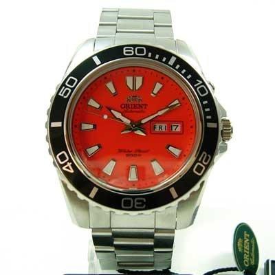 ORIENT NEW deep MAKO Automatic professional Diver watch CEM75001M