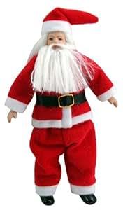 Santa Dolls House Figure Modern 12th Scale