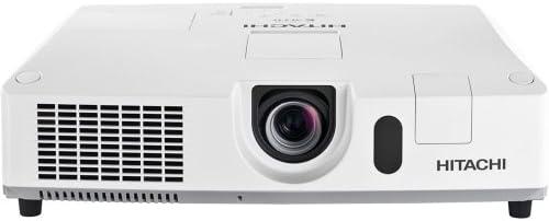Hitachi CP-X5021N LCD PROJ XGA 20001 5000 LUM VGA ENET HDMI SVID 101LB
