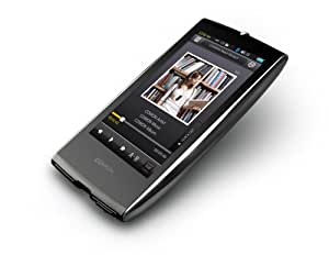 Cowon S9 16 GB Video MP3 Player with Touchscreen (Chrome/Black)