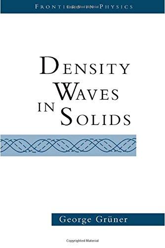 Density Waves in Solids PDF
