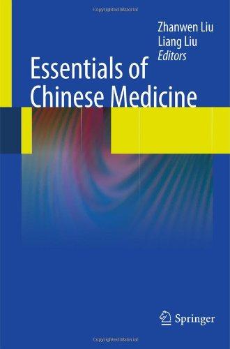 Essentials of Chinese Medicine PDF