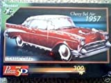Puzz3D Chevy Bel Air 1957 300 Piece Expert Puzzle by Wrebbit