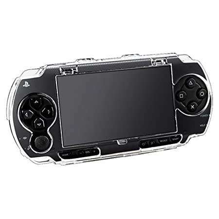 eForCity Clear Crystal Case for Sony PSP