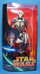 Star Wars EIII Revenge of the Sith 12 Inch Action Figure General Grievous