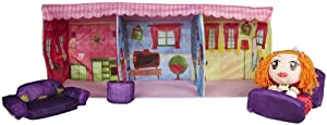 Playhut Dazzling Paradise Dollhouse Multiple