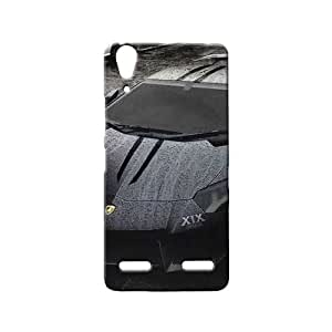 BLUEDIO Designer 3D Printed Back case cover for Lenovo A6000 / A6000 Plus - G0980