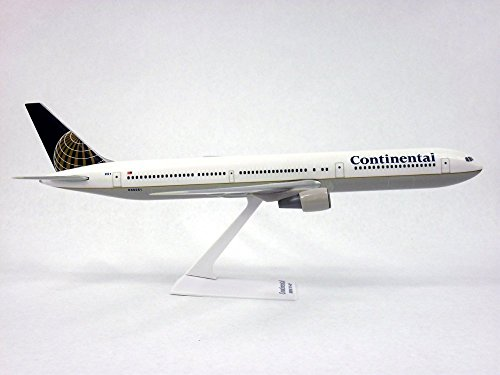 Boeing 767-400 Continental Airlines 1/200 Scale Model (Continental Airlines Model compare prices)