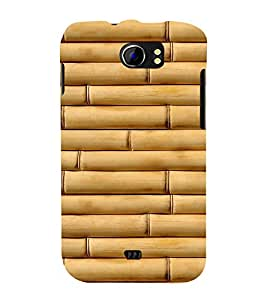 Classic Wood Pattern 3D Hard Polycarbonate Designer Back Case Cover for Micromax Canvas 2 A110 :: Micromax Canvas 2 Plus A110Q