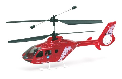 GraupnerElectric dual-rotor helicopter Micro EC 135 RtF (4498.2G4)