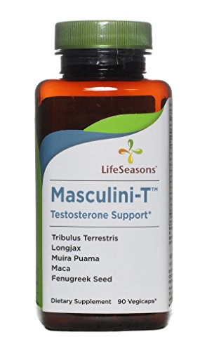 Lifeseasons Masculini-T Testosterone Support