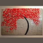 Santin Art - Modern Abstract Ready to...