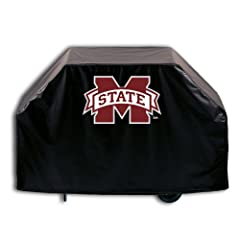 Buy NCAA Mississippi State Bulldogs 60 Grill Cover by Covers HBS
