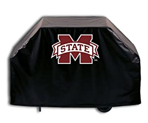 Buy NCAA Mississippi State Bulldogs 72 Grill Cover by Covers HBS