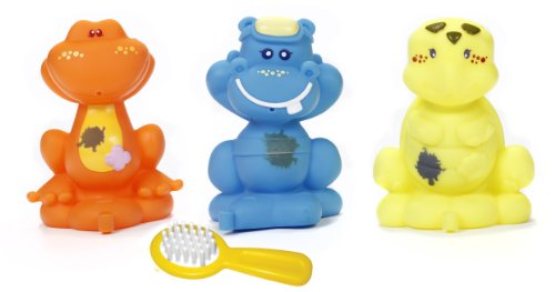 Lexibook Yaye Cleaning Toys for Bath Playset - 1