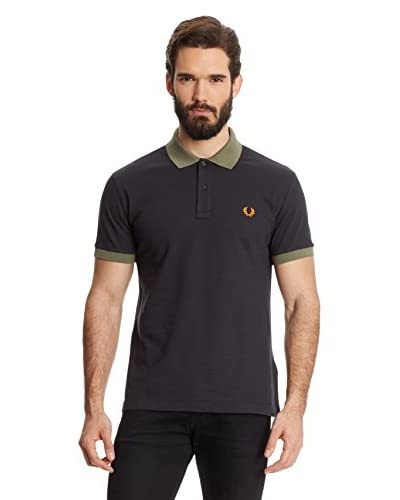 Fred Perry Polo [Blu/Verde]