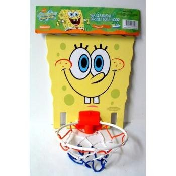 Spongebob Wastebasket Basketball Hoop