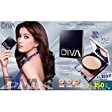 Mistine Diva Super Powder Foundation Concealer Spf 25 Pa++ Double Uv Protection Amazing of Thailand