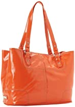 Hot Sale Nine West Can't Stop MD Tote,Tangelo,One Size