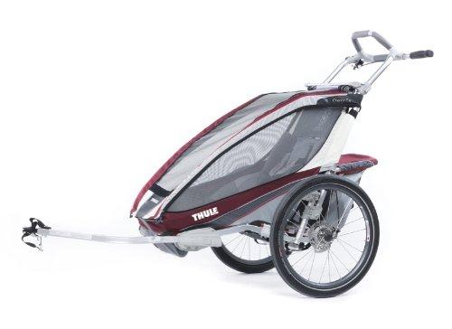 Remolque para bicicleta para niños y bebés
