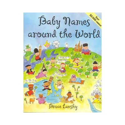 Baby Names Around World Book - 1