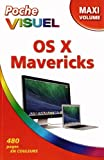 echange, troc Paul MCFEDRIES - Poche Visuel OS X Mavericks, Maxi Volume