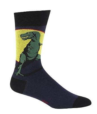 Sock It To Me T-Rex Men's Crew Socks