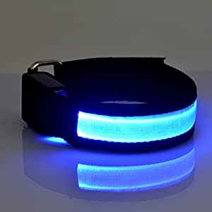 skmei led flashing safety armband safety light for running cycl. Black Bedroom Furniture Sets. Home Design Ideas
