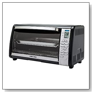 Black & Decker TO1635B Countertop Digital Convection Oven