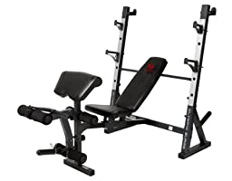 Marcy Diamond MD 857 Olympic Surge Bench