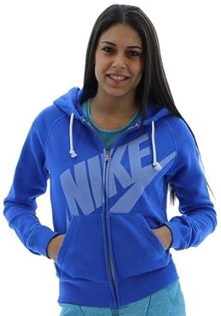 Nike Ladies Rally Signal Full Zip Hoodie by Nike