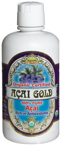 Dynamic Health Acai Gold 100% Pure Certified  Organic