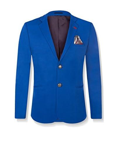 SIR RAYMOND TAILOR Sakko blau
