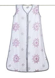 aden + anais classic sleeping bag, for the birds - medallion, medium
