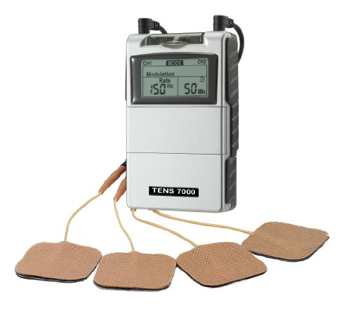 Tens Unit - Tens Machine for Pain Management, Back Pain and Rehabilitation. (United Surgical compare prices)