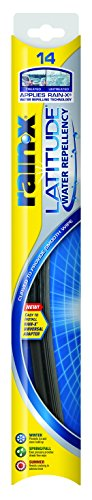 Rain-X 5079272-2 Latitude Water Repellency Wiper Blade, 14