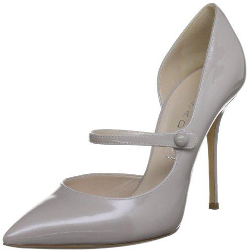 Casadei Women's Ecru Special Occasion Heels 6 UK