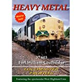 Heavy Metal: 37603 Fort William - Coatbridge - DVD - Locomaster Profiles