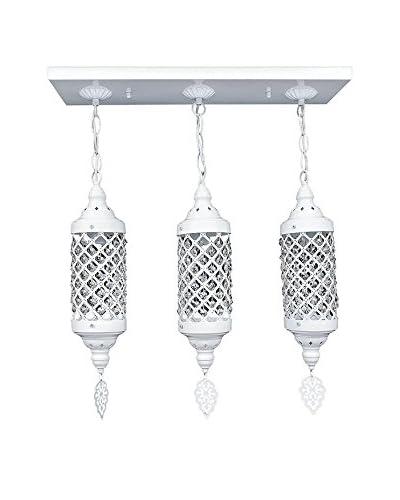 Light & Design plafondlamp Tana wit