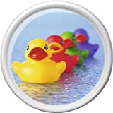 Emsa 512513 Rotating Plate Non-Slip Rubber Ducks