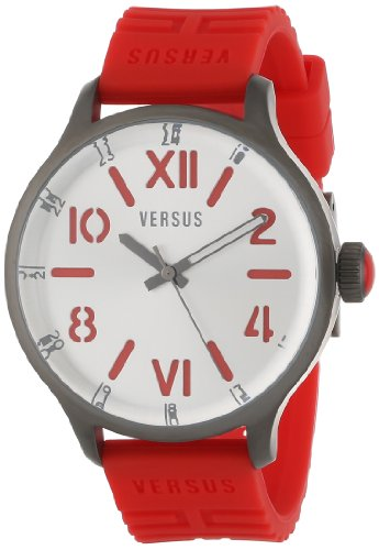 Versus by Versace Men's 3C70600000 City Stainless Steel Watch