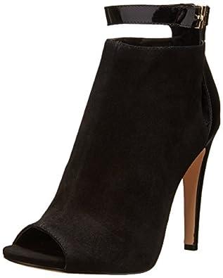 Calvin Klein Women's Saya Dress Pump,Black,5.5 M US