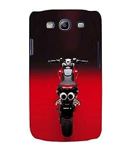 EPICCASE Ducati Mobile Back Case Cover For Samsung Galaxy S3 (Designer Case)
