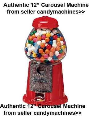 Medium Gumball Bank (Small Gumballs For Candy Machine compare prices)