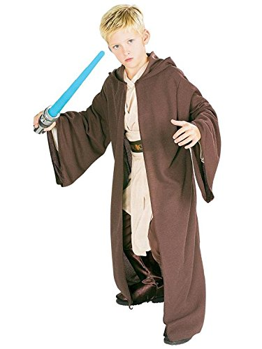Rubie's Rubies Star Wars Deluxe Hooded Jedi Robe, Medium